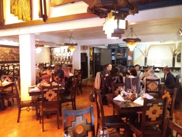 Qhawarina Restaurant