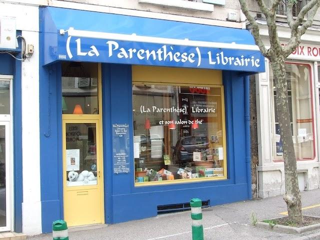 Librairie la Parenthèse