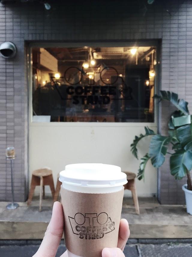 Oto coffee stand