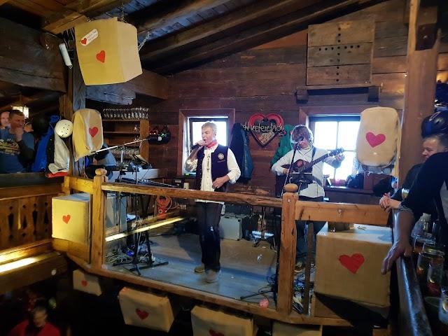 Restaurant u Skibar Hinterhagalm