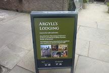 Argyll's Lodging, Stirling, United Kingdom