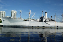 SS American Victory Mariners' Memorial and Museum Ship, Tampa, United States