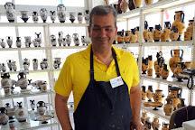 Elafos Ceramic Factory, Petaloudes, Greece