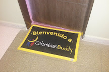 Colombian Buddy, Bogota, Colombia