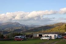 Merthyr Farm Camping, Harlech, United Kingdom