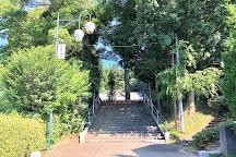Toyokashima Shrine, Higashiyamato, Japan