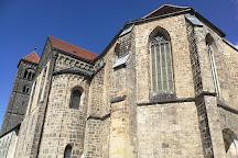 Quedlinburg Schloss, Quedlinburg, Germany