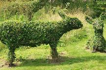Topiary Park, Durbuy, Belgium