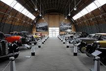 The branch of the Riga Motor Museum in Bauska, Bauska, Latvia