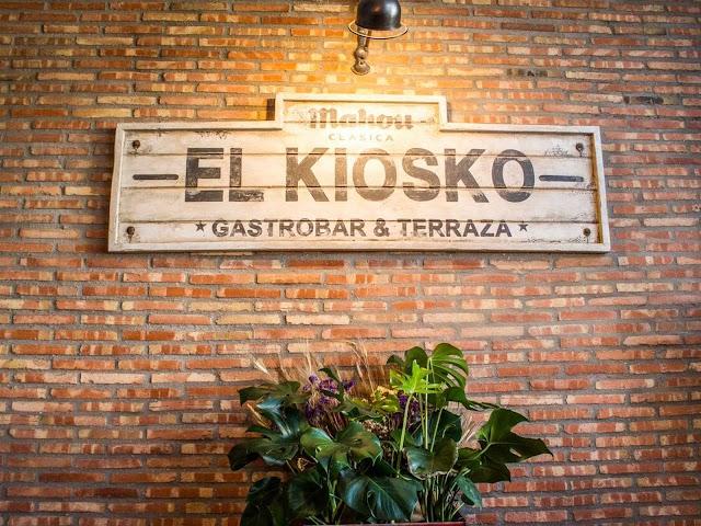 El Kiosko - Heron City Las Rozas