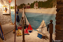 Musee du Bord de la Mer, Benodet, France