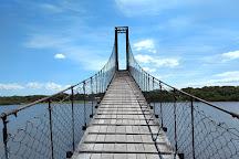Ponte Pensil de Barra Velha, Barra Velha, Brazil