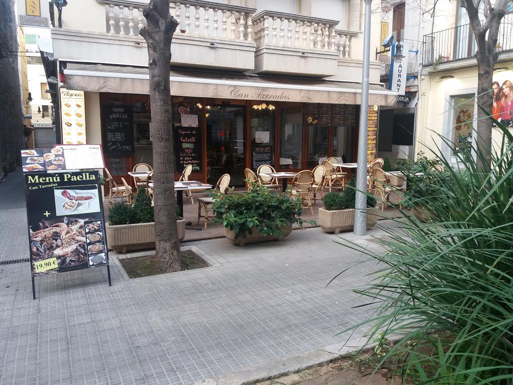 Restaurante Can Tarradas