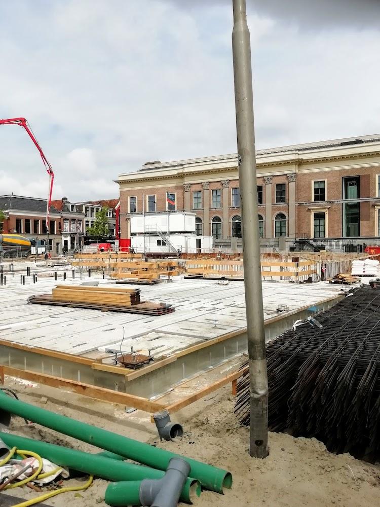 Pathé Leeuwarden 3 - in aanbouw Leeuwarden