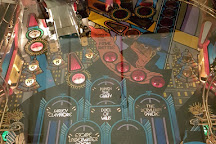 Flip Out London Pinball Club, Croydon, United Kingdom