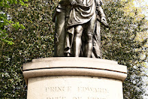 Prince Edward Duke of Kent Statue, London, United Kingdom