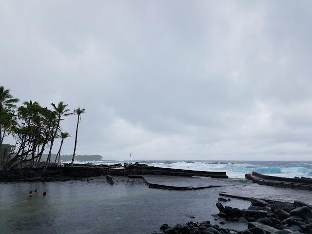 Kalapana Beach