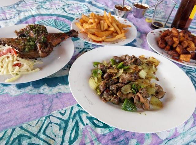 Drogba Beach-Restaurant Plage