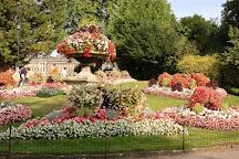Georgian Garden, Bath, United Kingdom