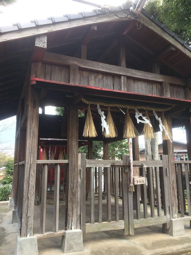 宇賀神社今宮
