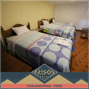 Hotel Frisos - Chachapoyas, Perú 1