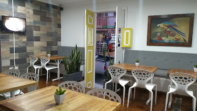Restaurante Cafe Salento Plaza
