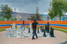 Mirador Laikakota, La Paz, Bolivia