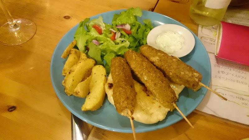 ギリシャ料理・ハコハコbox Garden