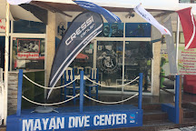 Mayan Dive Center, Playa del Carmen, Mexico