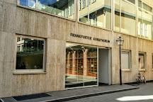 Frankfurter Kunstverein, Frankfurt, Germany