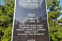 Monument to a Century of Flight, Kitty Hawk, United States