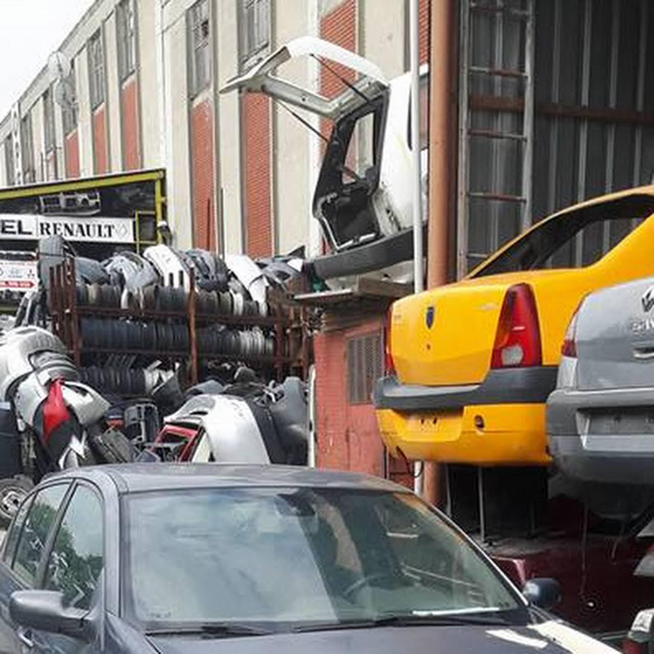 Renault Cikma Yedek Parca Cikma Renault Parcalari Ikitelli Ataturk Oto Sanayi Sitesi Otomobil Yedek Parca Magazasi