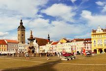Premysla Otakara II Square (Namesti Premysla Otakara II), Ceske Budejovice, Czech Republic