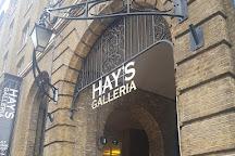 Hay's Galleria, London, United Kingdom