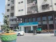 Samba Bank karachi Captain Fareed Bukhari Shaheed Road