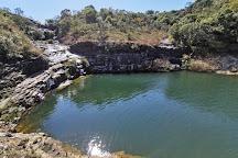 Cachoeira Lagoa Azul, Capitolio, Brazil