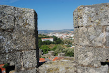 Castle of Braganza, Braganca, Portugal