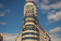 Vincci Capitol Hotel, Madrid, Spain