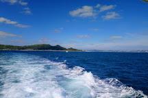 Kudakajima Island, Nanjo, Japan
