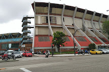 Estadio Municipal de Balaidos, Vigo, Spain