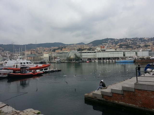 Zona Portuale Genova