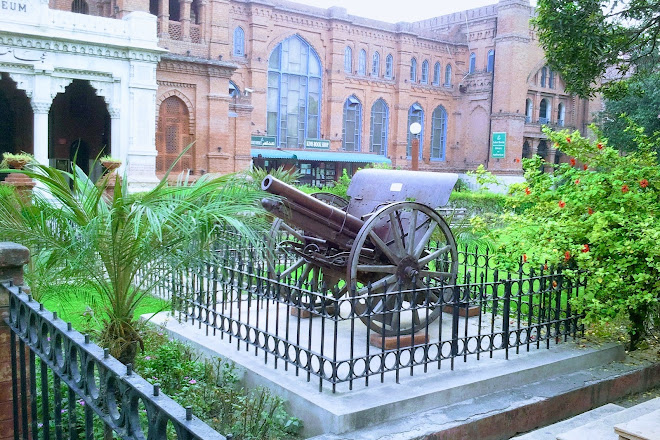 Visit Lahore Museum on your trip to Lahore or Pakistan