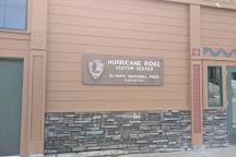 Hurricane Ridge Visitors Center, Olympic National Park, United States
