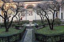 The Bramante Sacristy, Milan, Italy