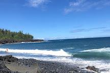 Kehena Black Sand Beach, Pahoa, United States