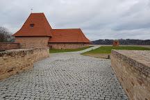 Artillery Bastion (Basteja), Vilnius, Lithuania