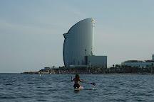 Moloka'i SUP center, Barcelona, Spain