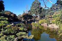 The San Mateo Japanese Garden, San Mateo, United States