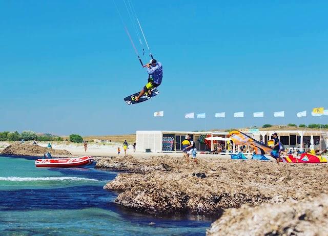 Kitesurfing GURU