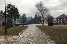 The Monastery of Saint Peter (Sveti Petar Cetinjski), Cetinje, Montenegro